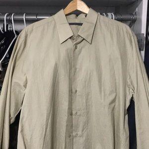 John Varvatos casual button down shirt
